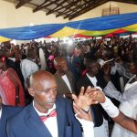 Mass Wedding at Rutooma Church of Uganda