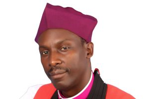Rt. Rev. Dr. Fred Sheldon Mwesigwa