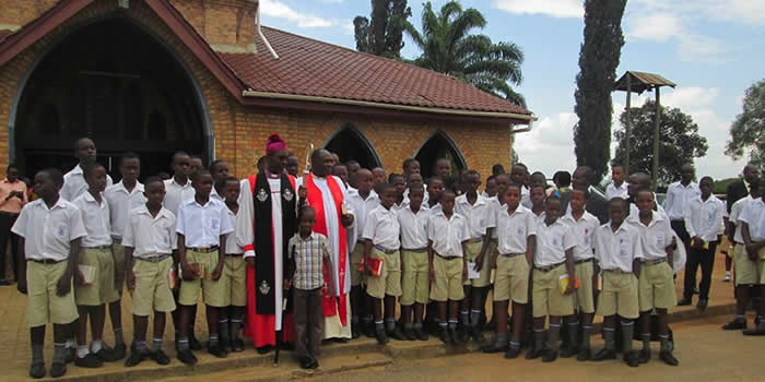 The Education Department consists of The Inspectorate, Schools Health Scheme, Children Ministry, Boys and Girls Brigade and Community Health empowerment (CHE), Ankole Diocese