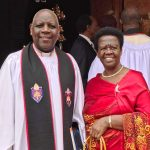 Inauguration of North West Ankole Diocese