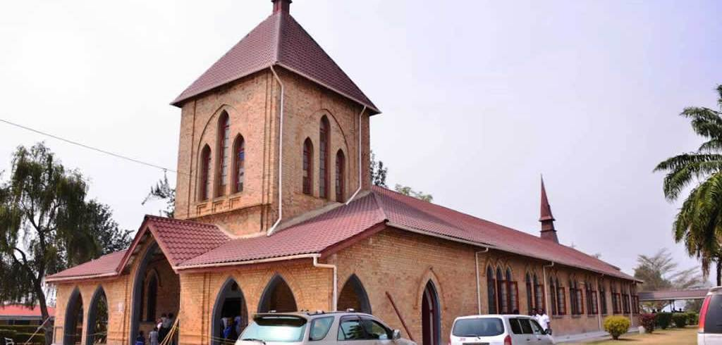 St James Cathedral, Ruharo
