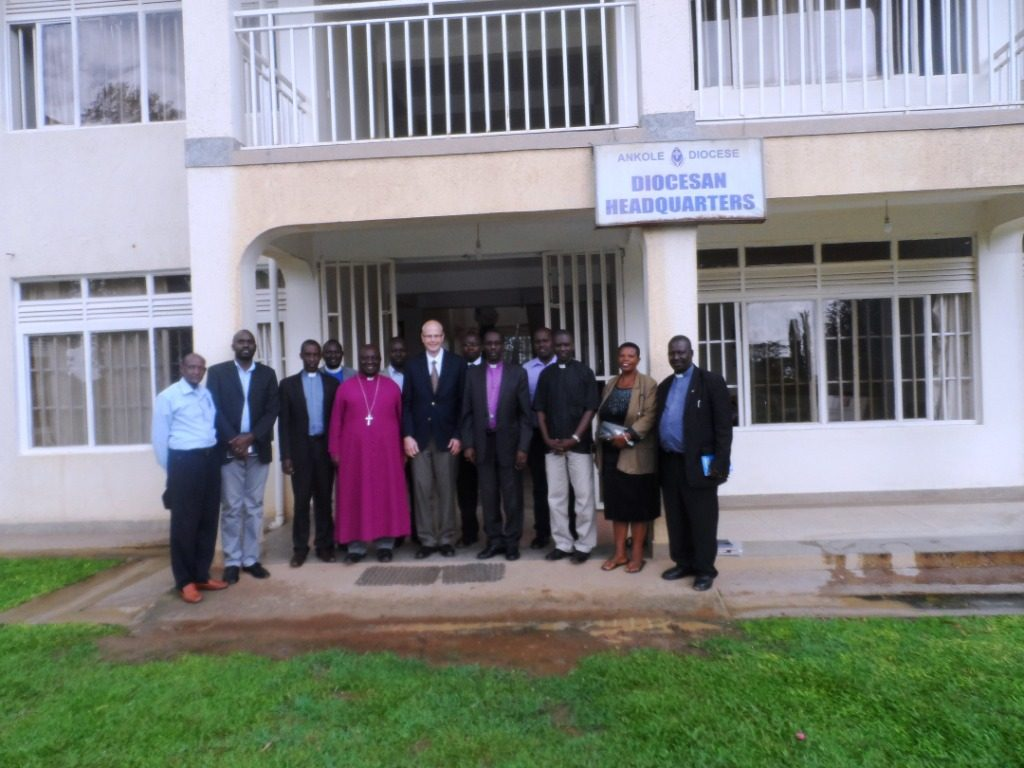 Ankole Diocese and Kigezi Diocese will soon start a Revival Radio Station