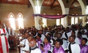 Ankole Diocese Ordination Ceremony