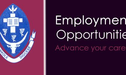 Ankole Diocese - Employment Opportunities