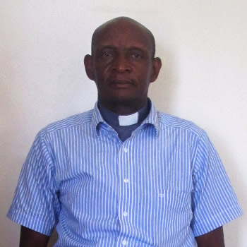 Rev. Capt. Francis Isingoma, Head of Household & Community Transformation Department
