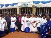 Ankole Diocess and the other 11 dioceses of western Uganda hosted the world wide mothers union president