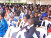 youth convention at 9th Ankole Diocese