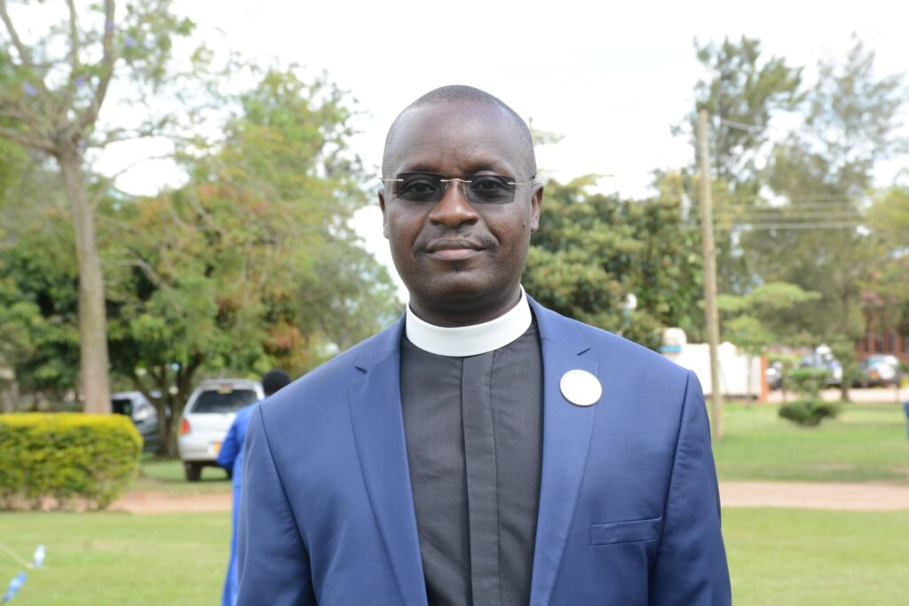 Rev.Denis is the Education Secretary of Ankole Diocese